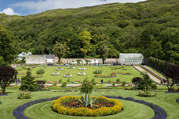Kylemore Abbey Grounds