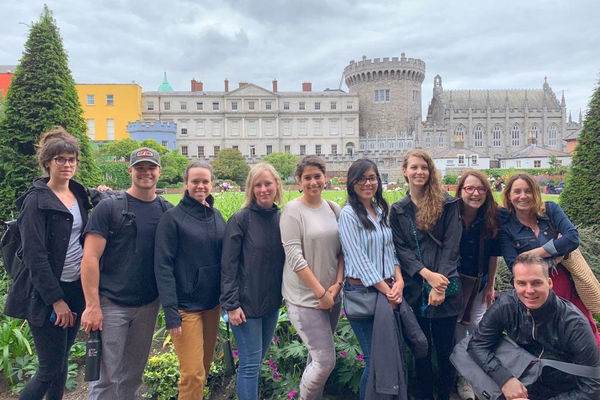 2019 Art Residents at the Irish Museum of Modern Art