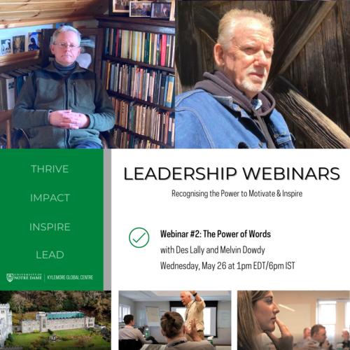 Leadership Webinars 5